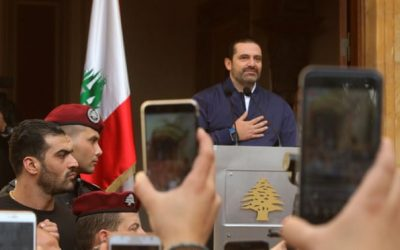 Lebanese PM Saad Hariri's suspended resignation is only cosmetic