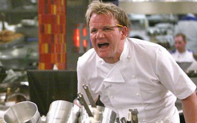 Why Gordon Ramsay is no match for my Aunties